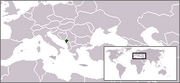 LocationMontenegro