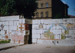 Riga barricade 1991