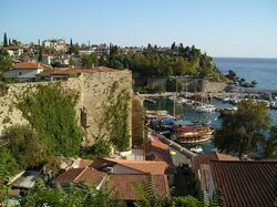 Antalya Hafen