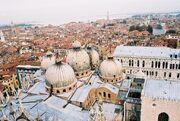 Venice from Torre del Orologio