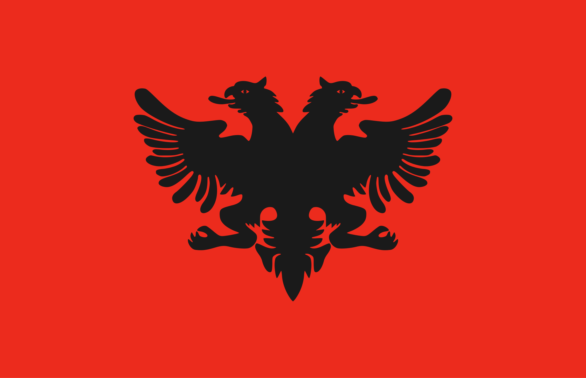 Image Flag Of Albaniapng Travel Wiki FANDOM Powered By Wikia - Albania flag