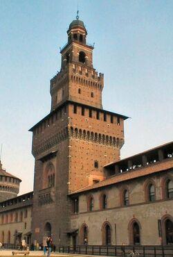 Milano Castello 1