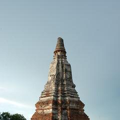 Ruins of Ayutthaya, Thailand
