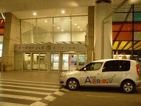 Aerotaxi car