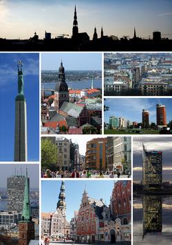 Riga mosaic