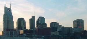 Nashvilleskyline