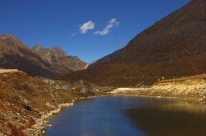 Arunachal Pradesh - Mountain view