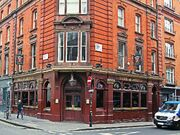 1199px-The Duke Of Argyll Pub In Soho - London. (22308620588)