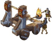Fire Catapult