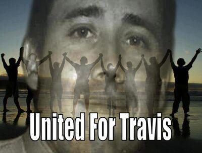 Travis With Friends