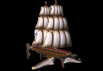 Civilian schooner