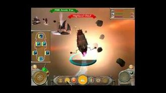 Treasure Planet Battle At Procyon - The Maw Lets play series