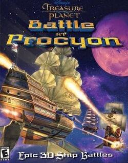 Treasure Planet Battle at Procyon Cover
