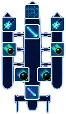 Ice Fist Layout