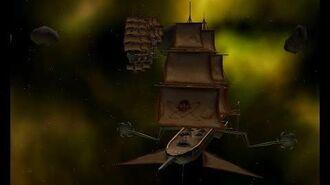 Treasure Planet Battle at Procyon – Capturing PSR Starhunter as Frakes' privateers B