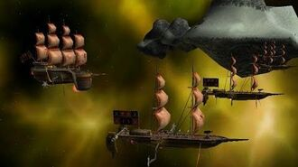Treasure Planet Battle at Procyon – Capturing PSR Starhunter as Frakes' privateers A