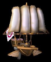 Civillian sloop