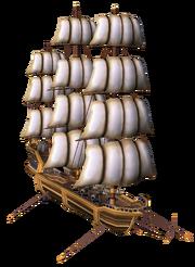 Civilian Barque