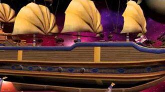 Disney's Treasure Planet Battle at Procyon (2002) - Introduction
