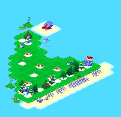 Hat Island unlocked