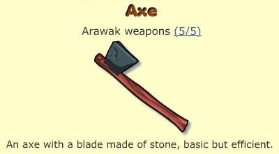 Axe (Arawak)