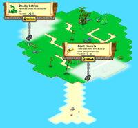 Tree Island locked