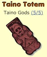 Taino Totem