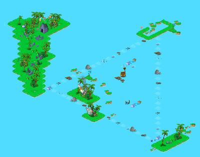 Bermuda Triangle unlocked