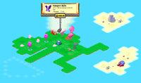 Cupid's Island locked