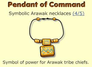 Pendant of Command