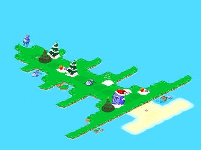 Christmas Tree Island unlocked