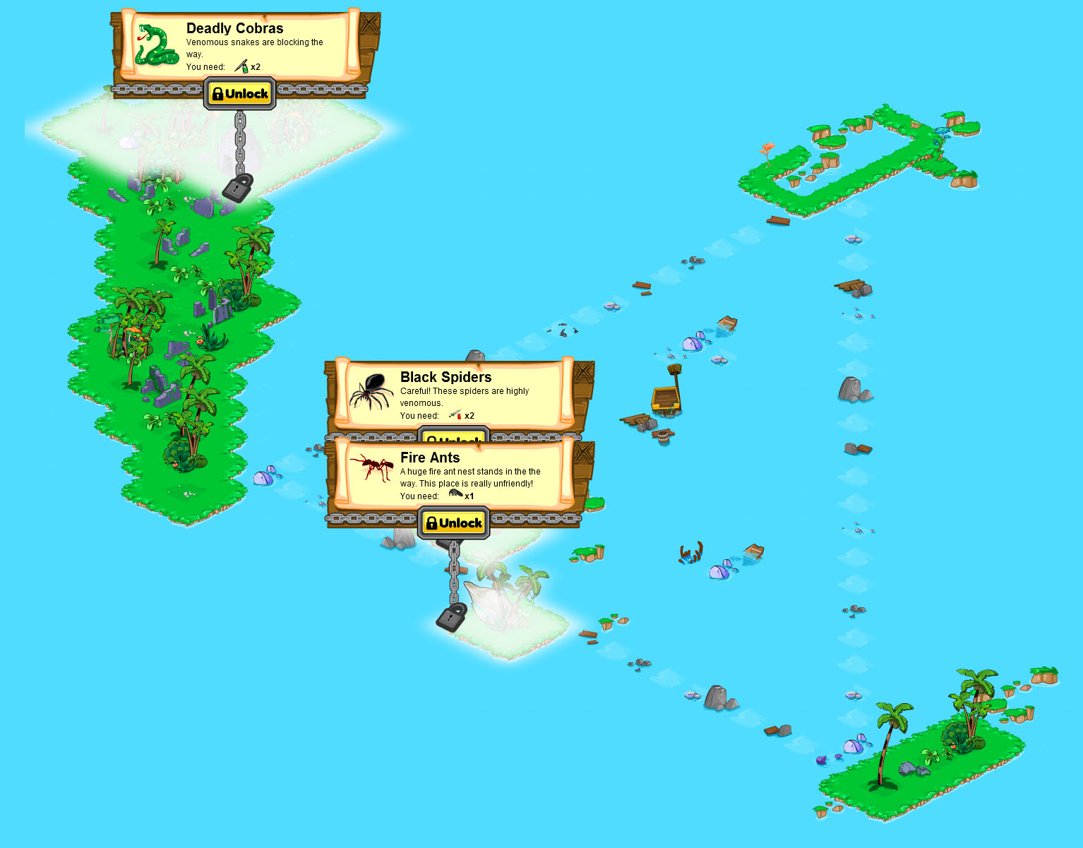 Bermuda Triangle | Treasure Madness Wiki | FANDOM powered by Wikia