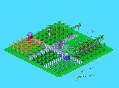 Farm Island unlocked