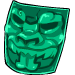 Jade lizard mask