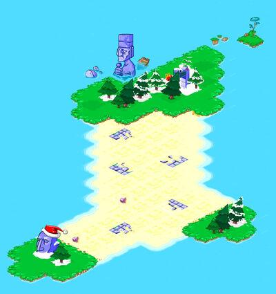 Sock Island unlocked