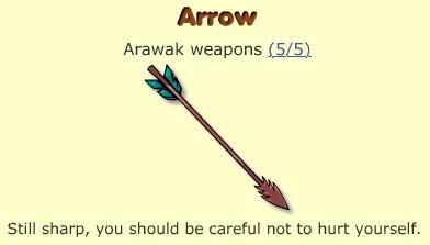 Arrow (Arawak)