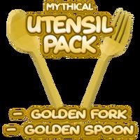 Mythical Utensil Pack