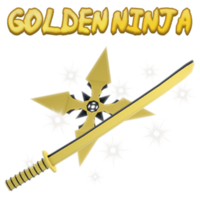 Golden Ninja Pack