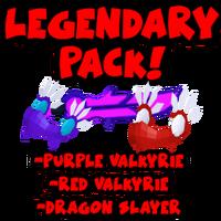 Legendary Pack