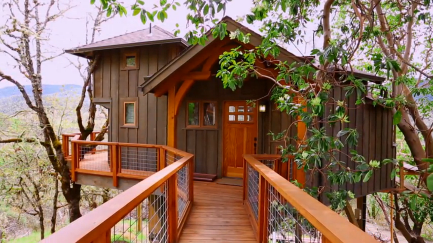 backyard bungalow gallery for treehouse masters