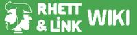 Rhett and Link Wordmark