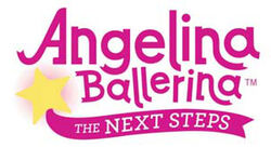 Angelina Ballerina The Next Steps logo