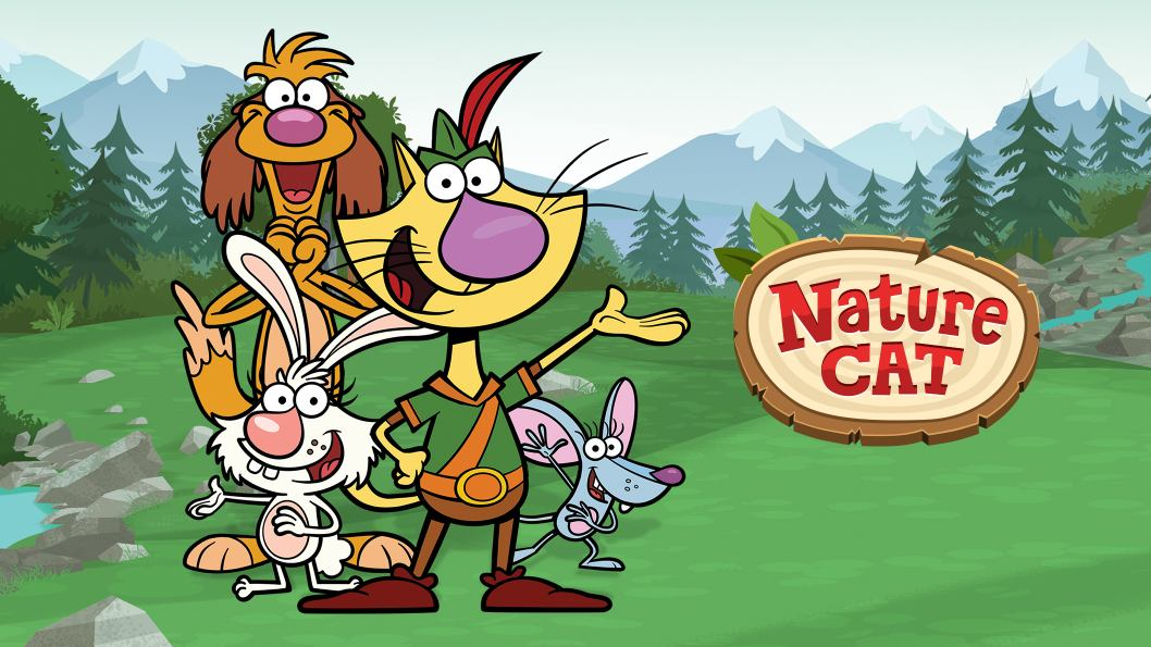 nature cat toy wiki tomy treehouse tv line wikia fair fandom introduces spiffy naturecat museum