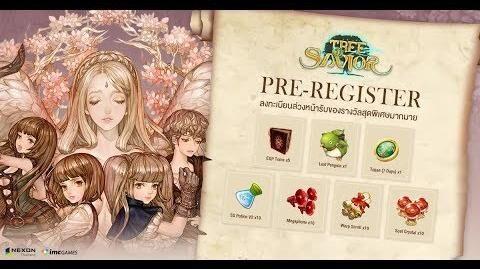 Tree of Savior - Pre-Register Official Trailer