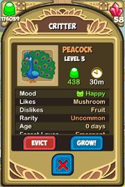 Peacock Almanac