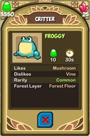 Froggy Almanac