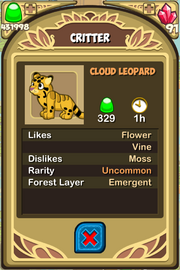 Cloud Leopard Almanac
