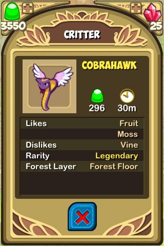 Cobrahawk Almanac