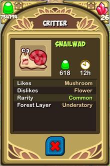 Snailwad Almanac