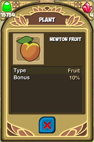 Newton Fruit